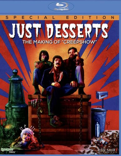 Just Desserts: The Making of Creepshow [Blu-ray] [2007] 31320153