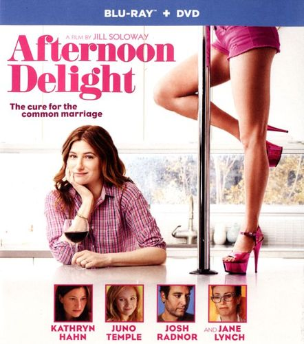 Afternoon Delight [2 Discs] [Blu-ray/DVD] [2013] 3132029
