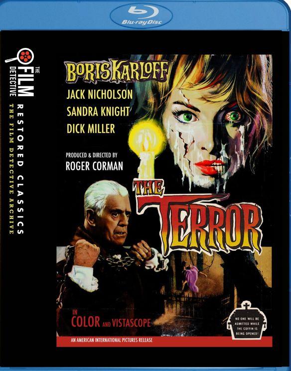 The Terror [Blu-ray] [1963] 31322211