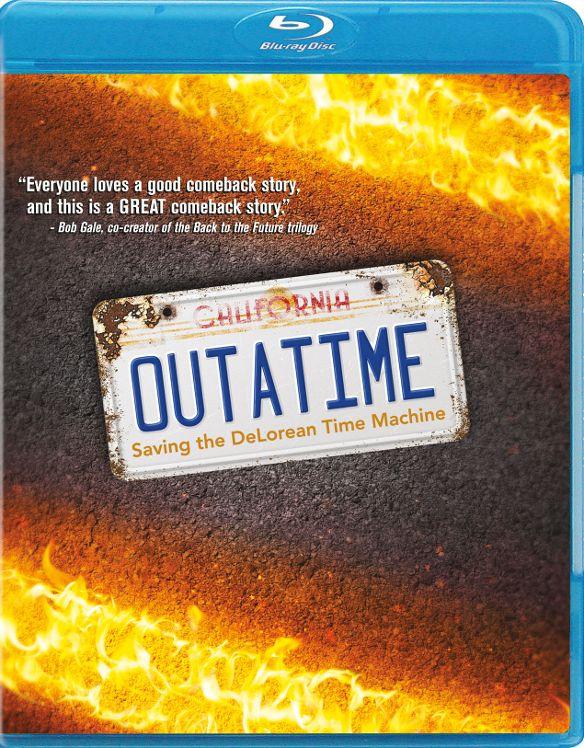 Outatime: Saving the DeLorean Time Machine [Blu-ray] [2015] 31325149