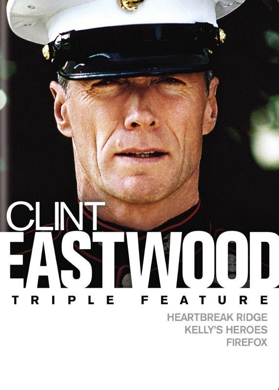 Clint Eastwood Triple Feature: Heartbreak Ridge/Kelly's Heroes/Firefox [3 Discs] [DVD] 31325272