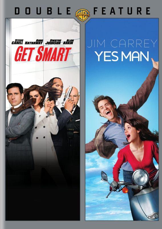 Get Smart/Yes Man [2 Discs] [DVD] 31325322