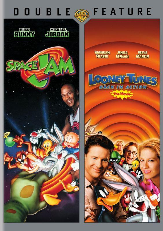 Space Jam/Looney Tunes: Back in Action [2 Discs] [DVD] 31325368