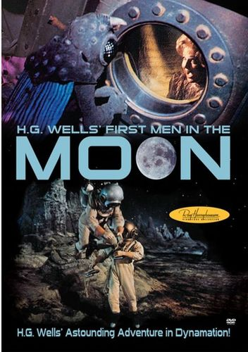 The First Men in the Moon [DVD] [1964] 31329214