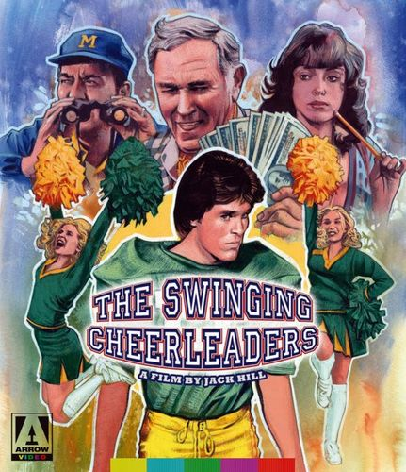 The Swinging Cheerleaders [Blu-ray/DVD] [2 Discs] [1974] 31333164