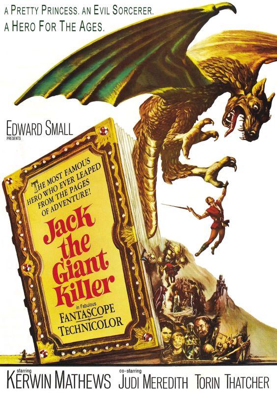 Jack the Giant Killer [DVD] [1962] 31334319