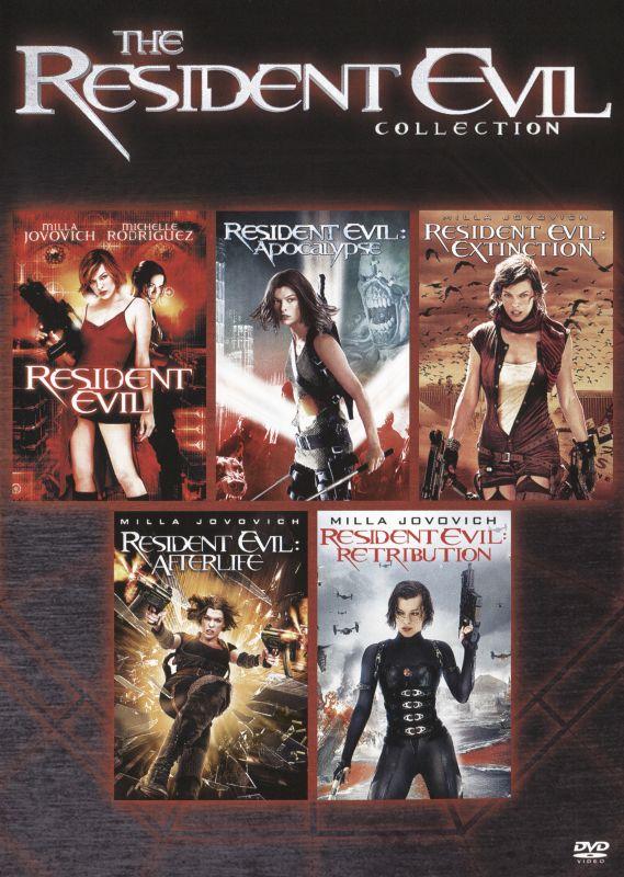 Resident Evil/Resident Evil: Afterlife/Resident Evil: Apocalypse [3 Discs] [DVD] 31338238