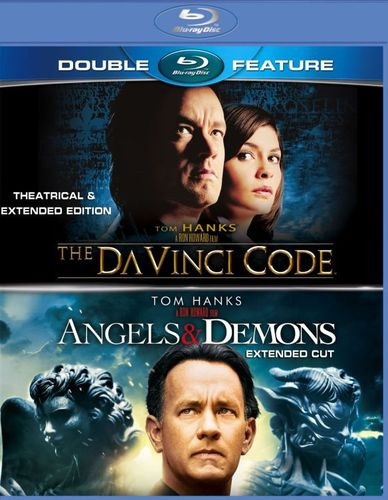 Angels and Demons/The Da Vinci Code [Blu-ray] [2 Discs] 31339177