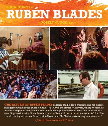 The Return of Rubén Blades [Blu-Ray Disc] 31345195