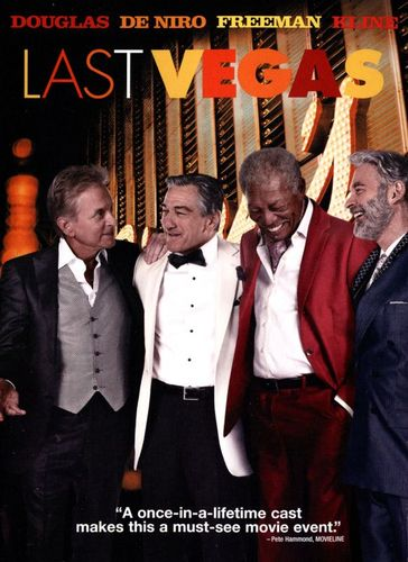 Last Vegas [Includes Digital Copy] [UltraViolet] [DVD] [2013] 3136016