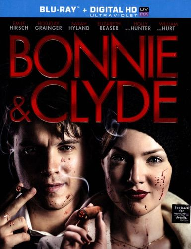 Bonnie and Clyde [2 Discs] [Includes Digital Copy] [UltraViolet] [Blu-ray] [2013] 3136034