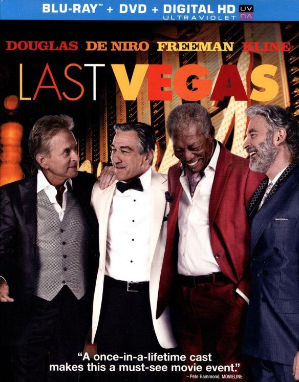 Last Vegas [2 Discs] [Includes Digital Copy] [UltraViolet] [Blu-ray/DVD] [2013] 3136043