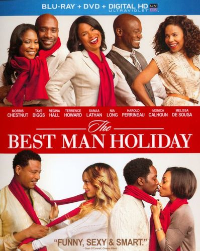 The Best Man Holiday [2 Discs] [Includes Digital Copy] [UltraViolet] [Blu-ray/DVD] [2013] 3139086
