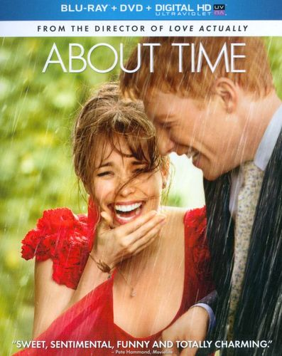 About Time [Blu-ray] [2013] 3139128