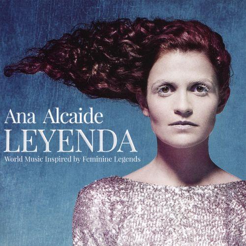 Leyenda: World Music Inspired By Feminine Legends [CD]