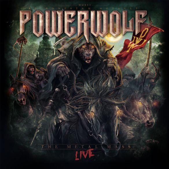 Powerwolf: The Metal Mass - Live [CD/Blu-ray] [Blu-ray] [2016] 31455216