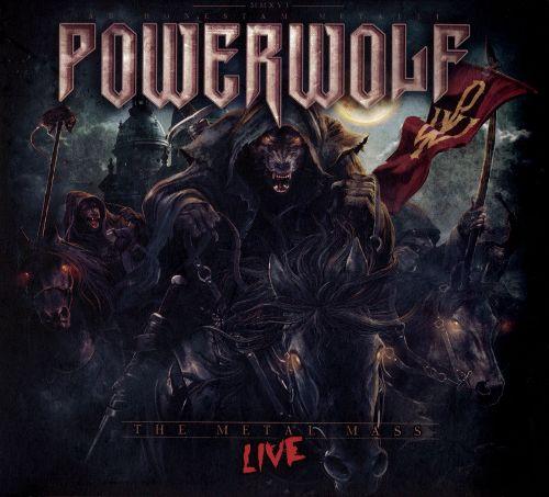 The Metal Mass: Live [CD] 31455225