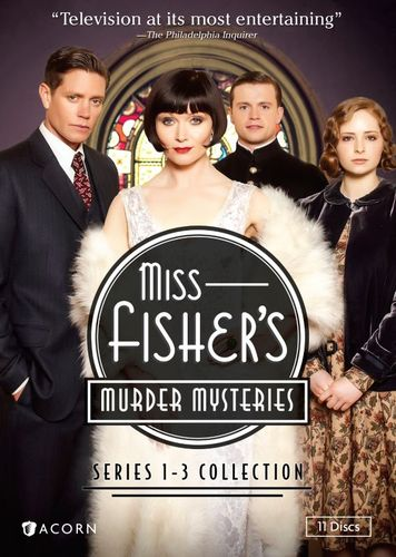 Miss Fisher's Murder Mysteries: Series 1-3 [DVD] 31460151