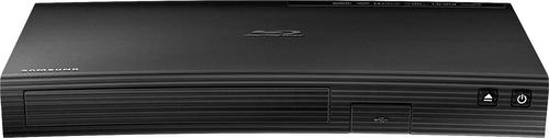 Samsung - BD-J5100/ZA - Streaming Blu-ray Player - Black BD-J5100/ZA
