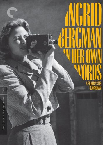 Ingrid Bergman in Her Own Words [Criterion Collection] [DVD] [2015] 31512231