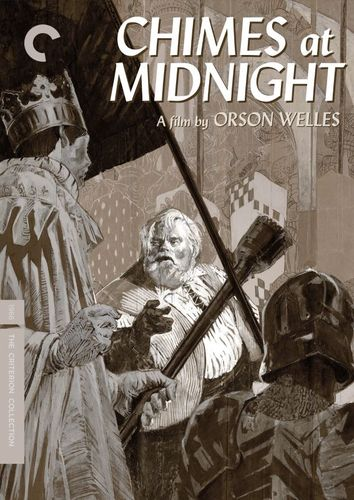 Chimes at Midnight [Criterion Collection] [2 Discs] [DVD] [1966] 31512268