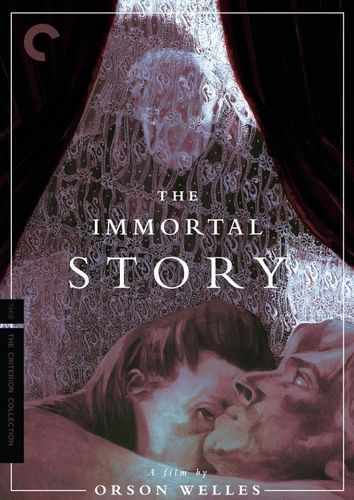 The Immortal Story [Criterion Collection] [2 Discs] [DVD] [1968] 31512286