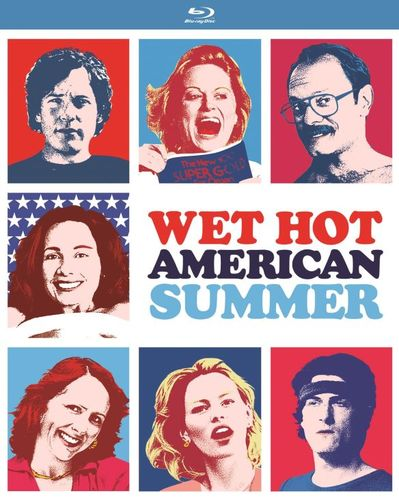 Wet Hot American Summer [Blu-ray] [2001] 31529566