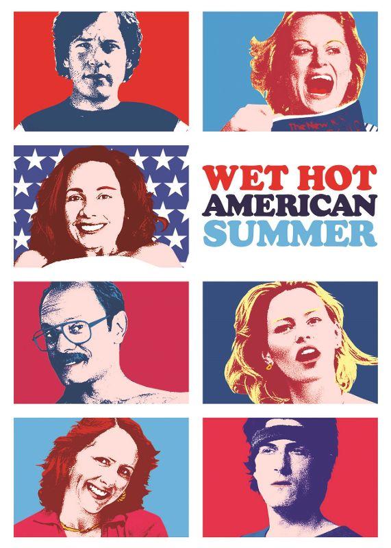 Wet Hot American Summer [DVD] [2001] 31529575