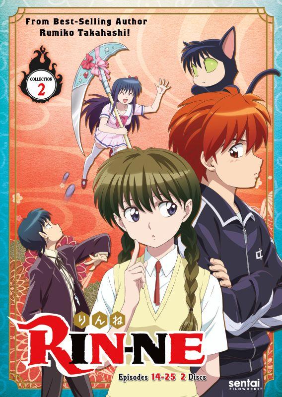 RIN-NE: Collection 2 [2 Discs] [DVD] 31534285