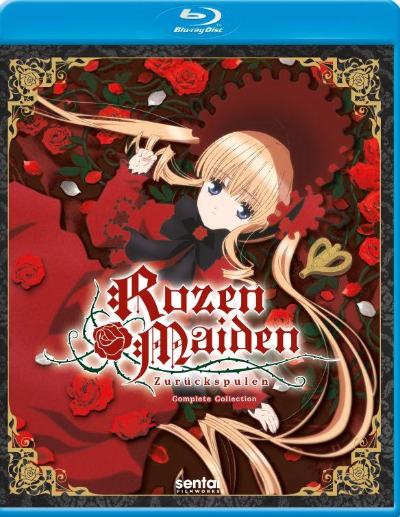 Rozen Maiden: Zurückspulen: The Complete Collection [Blu-ray] [2 Discs] 31535064