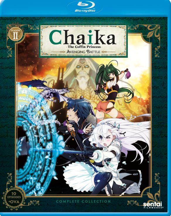 Chaika: The Coffin Princess - Season 2 [Blu-ray] [2 Discs] 31535082