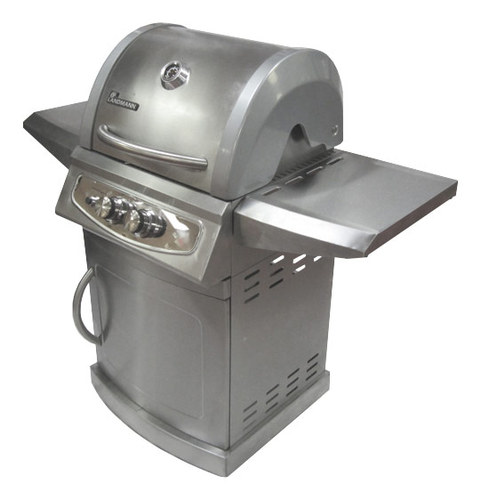 Image of Landmann - Falcon Series Gas Grill - Stainless-Steel