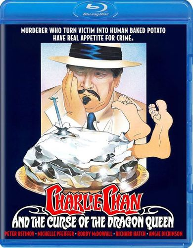 Charlie Chan and the Curse of the Dragon Queen [Blu-ray] [1980] 31548287