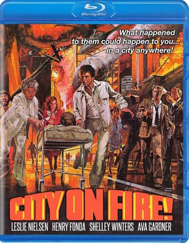 City on Fire [Blu-ray] [1978] 31548328