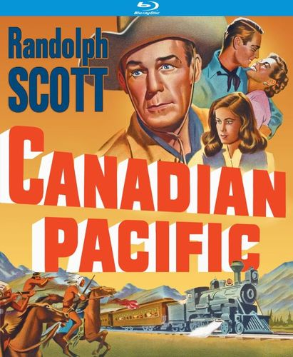 Canadian Pacific [Blu-ray] [1949] 31549268
