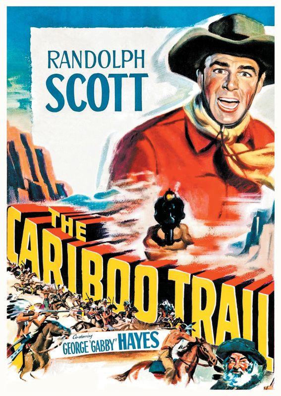 The Cariboo Trail [DVD] [1950] 31549277