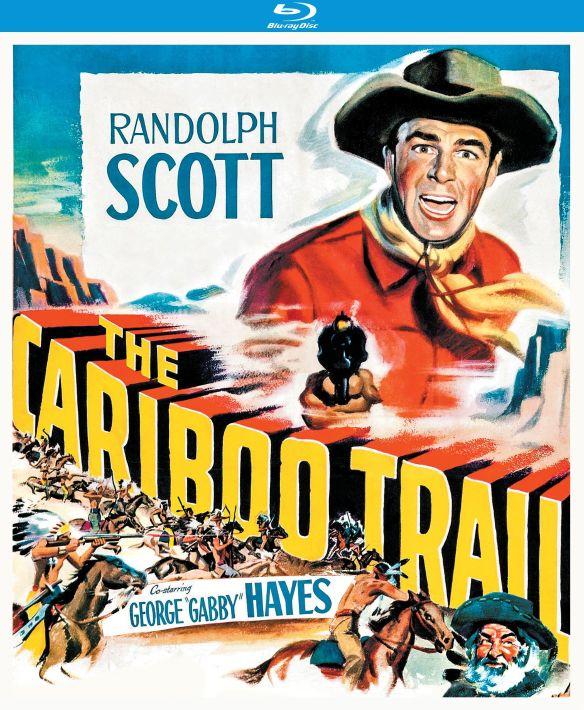 The Cariboo Trail [Blu-ray] [1950] 31549286