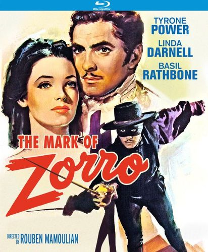 The Mark of Zorro [Blu-ray] [1940] 31549354