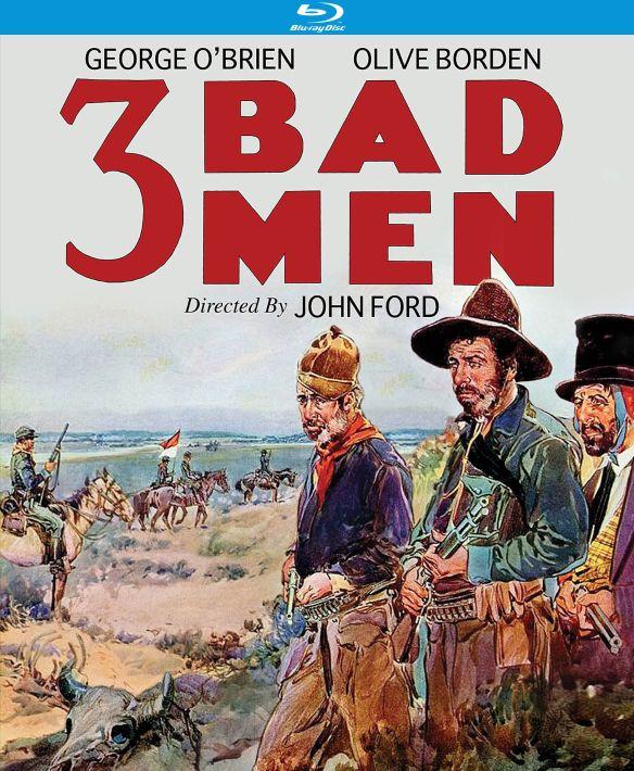 Three Bad Men [Blu-ray] [1926] 31550187