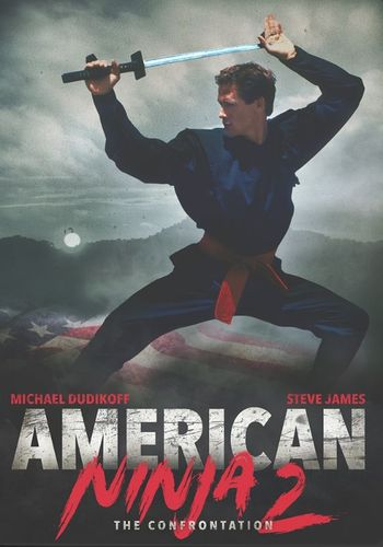 American Ninja 2: The Confrontation [DVD] [1987] 31550546