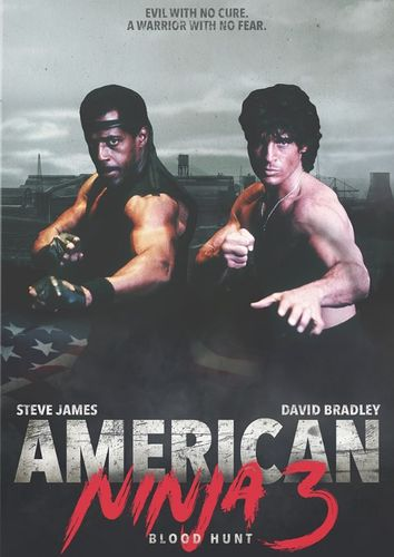 American Ninja 3: Blood Hunt [DVD] [1989] 31550564