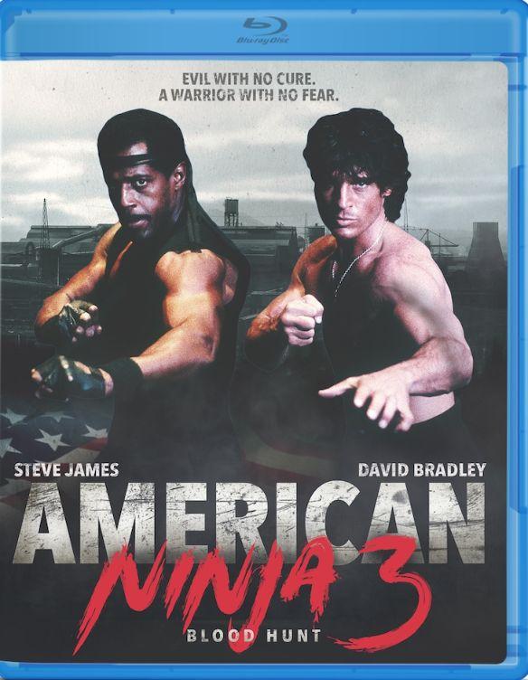 American Ninja 3: Blood Hunt [Blu-ray] [1989] 31551186