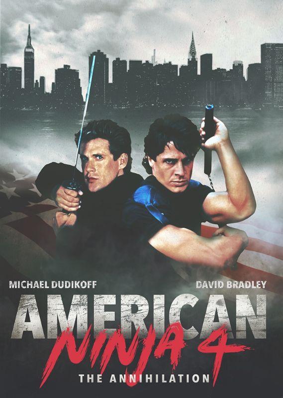 American Ninja 4: The Annihilation [DVD] [1991] 31551195
