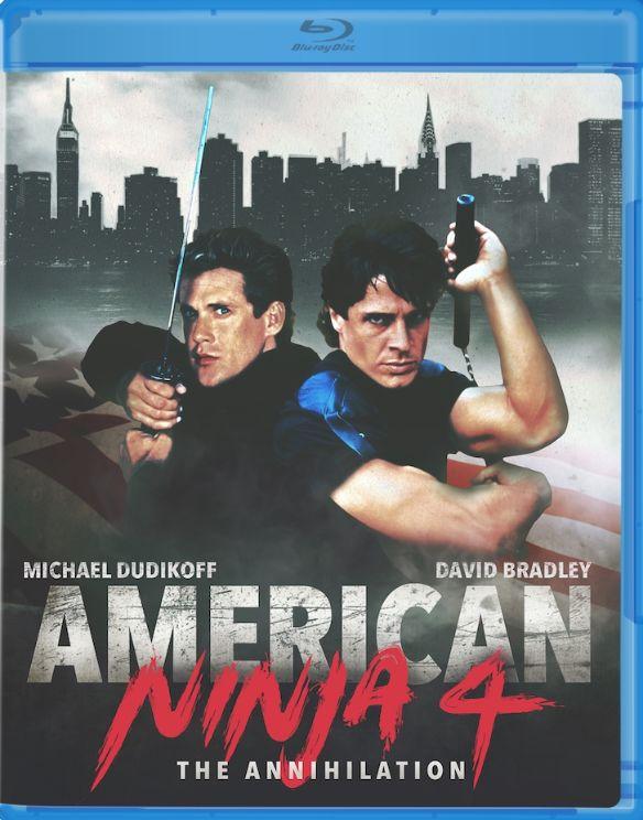 American Ninja 4: The Annihilation [Blu-ray] [1991] 31551219
