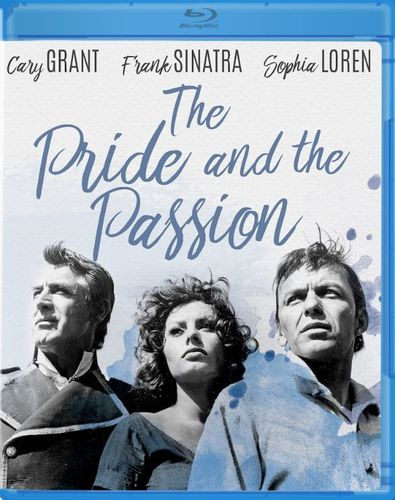 The Pride and the Passion [Blu-ray] [1957] 31551237