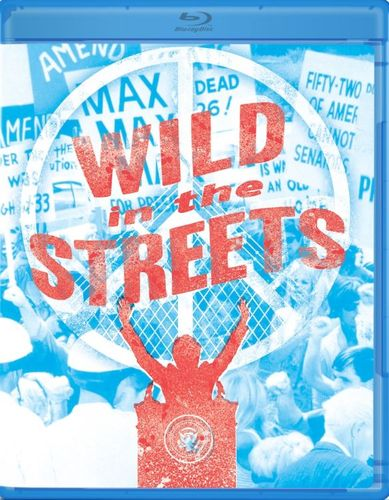 Wild in the Streets [Blu-ray] [1968] 31551255