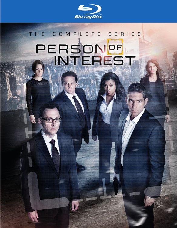 Person of Interest: Season 1-5 [Blu-ray] 31551401