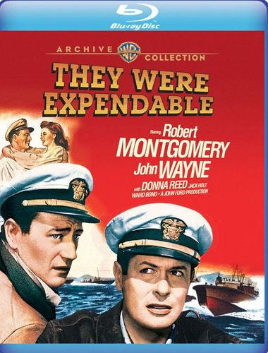 They Were Expendable [Blu-ray] [1945] 31572272