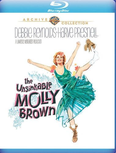 The Unsinkable Molly Brown [Blu-ray] [1964] 31572281