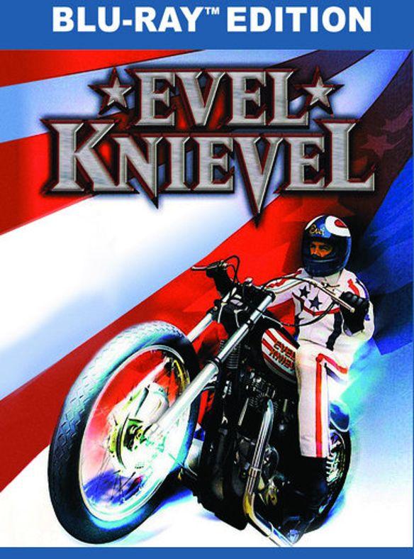 Evel Knievel [Blu-ray] [2004] 31627767